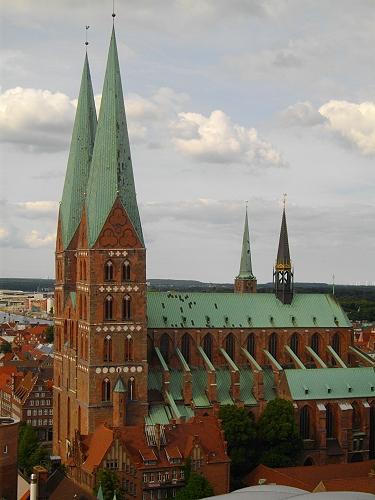 Marienkirche (Lübeck)